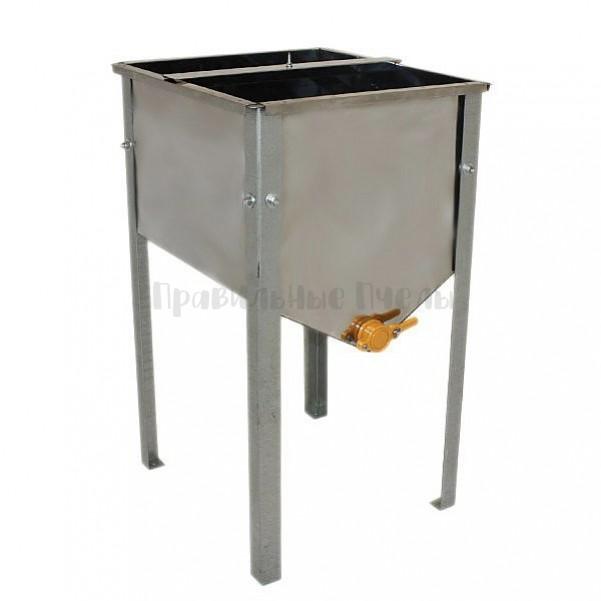 Стол для распечатки сотовых рамок (нерж,L=500мм)